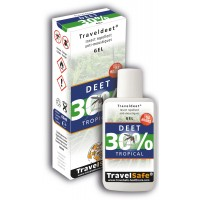 Traveldeet 30% gel NU 1+1 gratis