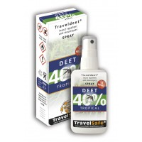Traveldeet 40% spray