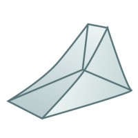Triangle 1 prs. Tropical