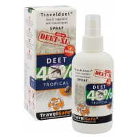 TravelDEET 40% spray XL (200ml)