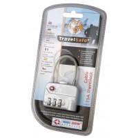 Travellock TSA met kabel en cijferslot