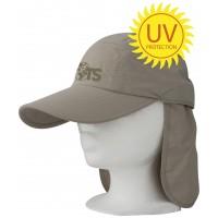 Zonnecap met UV bescherming